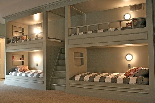 Image Source Image Source Image Source. Bedroom Design Ideas For Five Kids