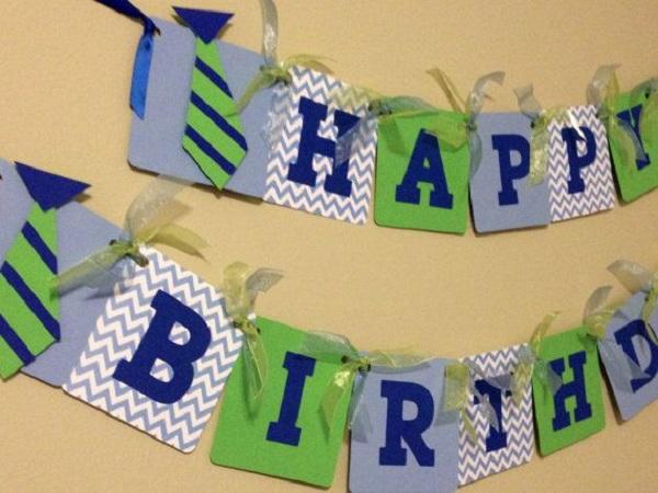 Little Man Birthday Party Theme Ideas