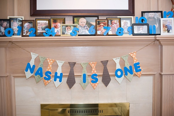 Image Source Little Man Birthday Party Banners Garlands