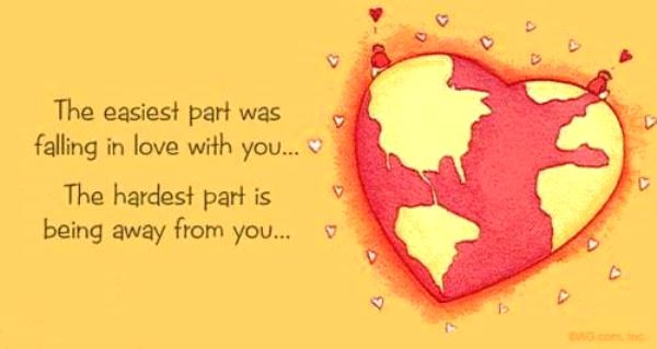 long distance relationship quotes messages sayings and