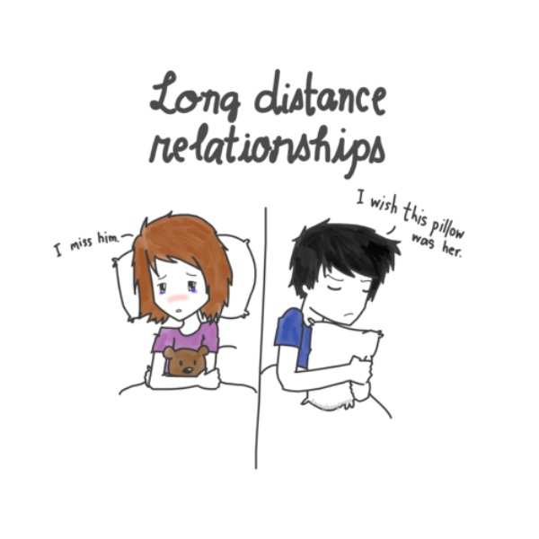 Missing my boyfriend long distance quotes