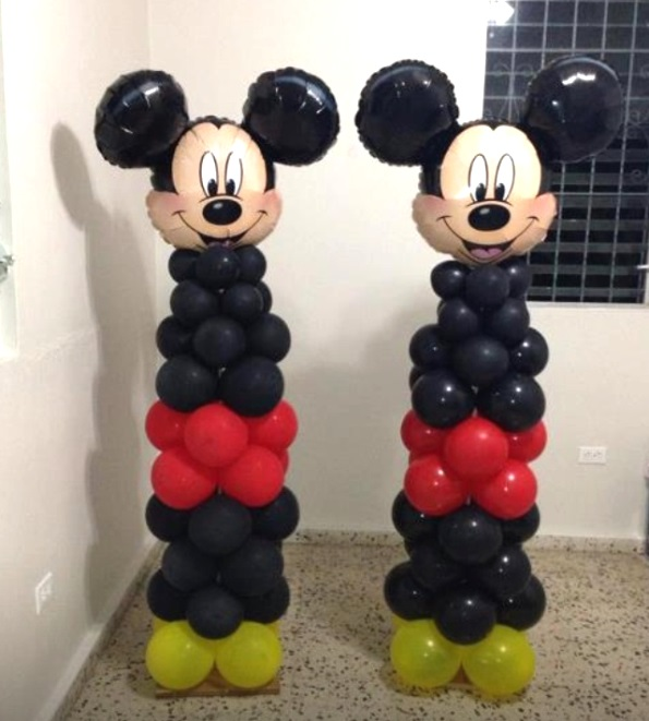 Mickey Mouse Birthday Party Ideas - Pink r on toy story 3 balloons, thomas the tank engine balloons, ben 10 balloons, hello kitty balloons, minnie mouse balloons, star wars balloons, bob the builder balloons, dora the explorer balloons, peppa pig balloons, disney balloons, barbie balloons, angry birds balloons, sesame street balloons,