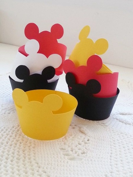Mickey Mouse Party Hat Ideas Pink Lover