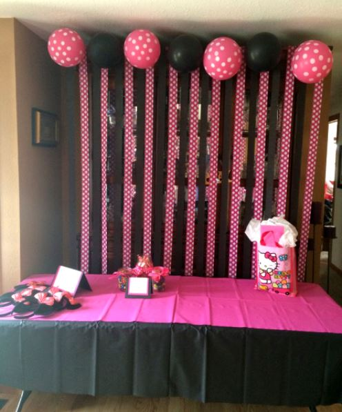 //catchmyparty.com //.pinterest.com & Minnie Mouse Birthday Party Ideas u2013 Pink Lover
