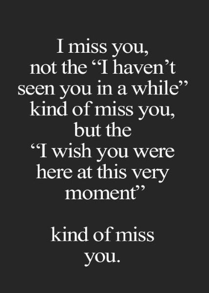 50 Quotes To Say I Miss You Pink Lover