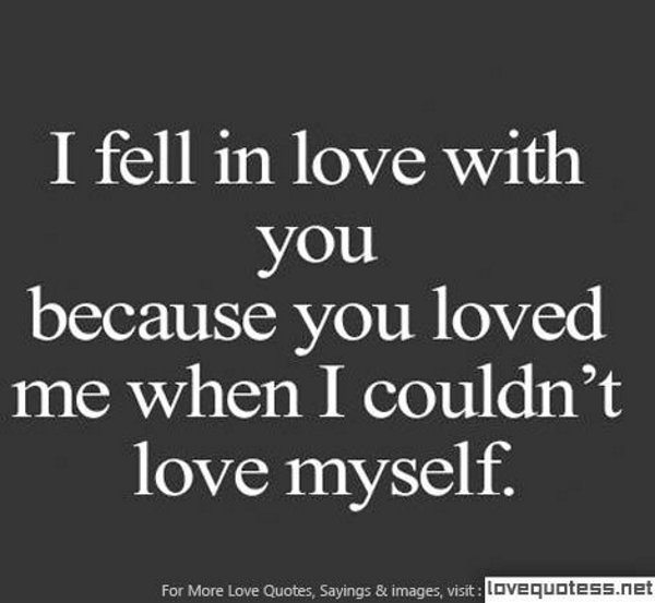 Quotes To Say I Love You Without Saying I Love You