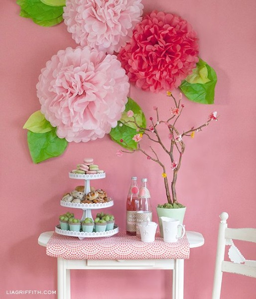 60 Beautiful Mother 39 S Day Party Ideas Pink Lover