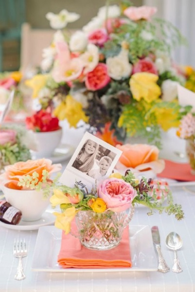 Mothers Day Table Decorations