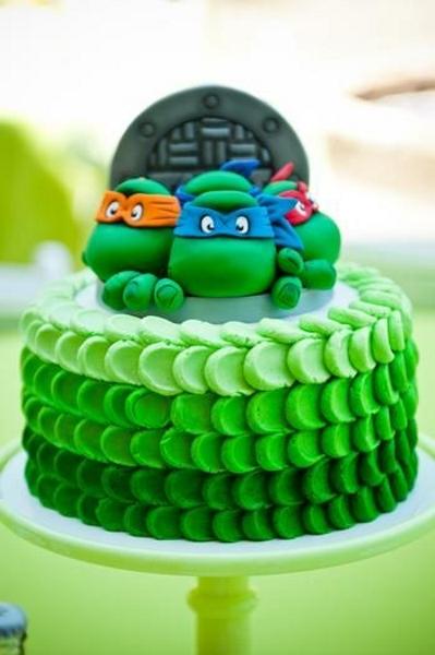 Awesome Teenage Mutant Ninja Turtle Birthday Party Ideas Pink Lover Funny Birthday Cards Online Bapapcheapnameinfo