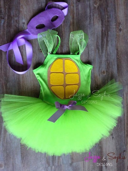 Ninja Turtle Christmas Decorations
