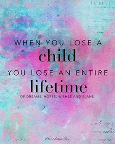 Quotesforlosingababy Pink Lover Mesmerizing Quotes About Losing A Child