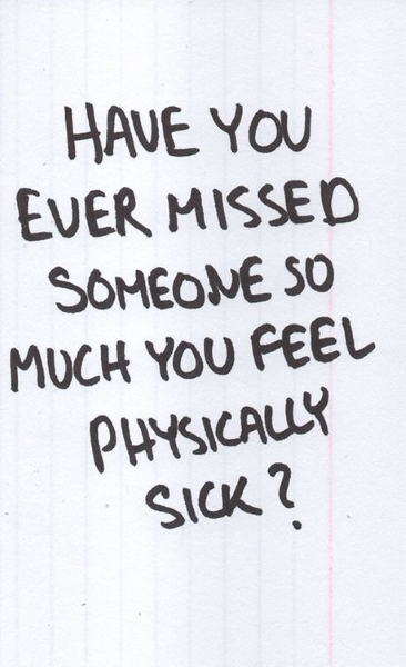 Sad Quotes For Him I Miss You: 50 Quotes To Say I Miss You