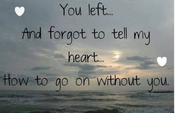 60 Missing You Quotes And Sayings