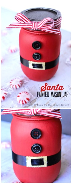 santa-Mason-Jars-for-christmas