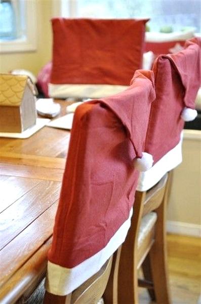 50 DIY Santa Christmas Decoration Ideas - Pink Lover