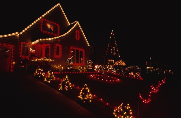 Simple Christmas Light Ideas Simple Christmas Light Ideas