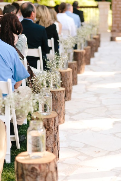 50 best garden wedding aisle decorations pink lover image source junglespirit Images