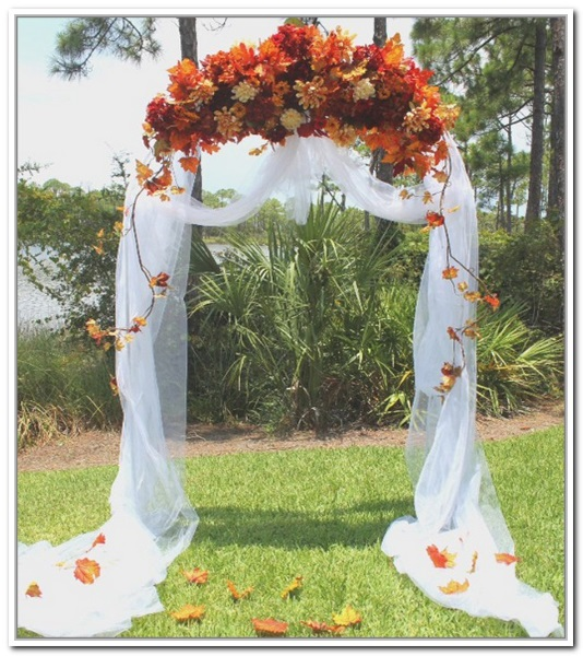 Stunning simple outside wedding ideas photos styles ideas 2018 60 best garden wedding arch decoration ideas pink lover junglespirit Choice Image