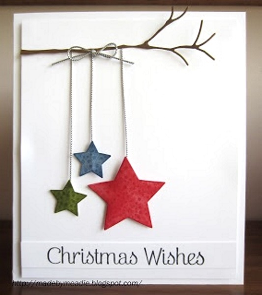 Nice Making Christmas Cards Ideas Part - 7: Image Source