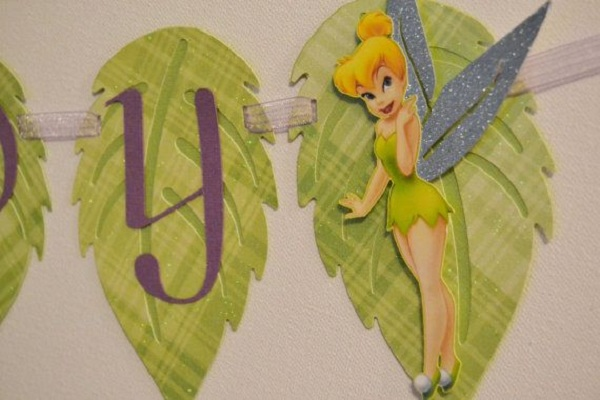 Tinkerbell fairy birthday party theme ideas pink lover image source image source solutioingenieria Choice Image