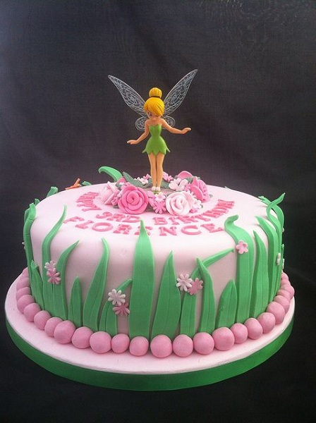 Tinkerbell Fairy Birthday Party Theme Ideas Pink Lover