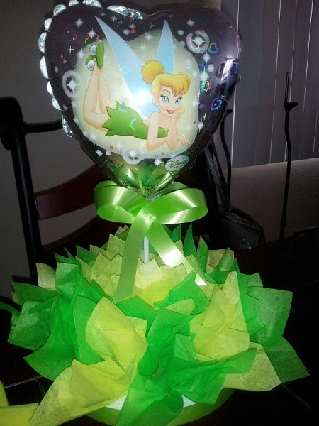 Image Source Tinkerbell Fairy Birthday Party Food Ideas