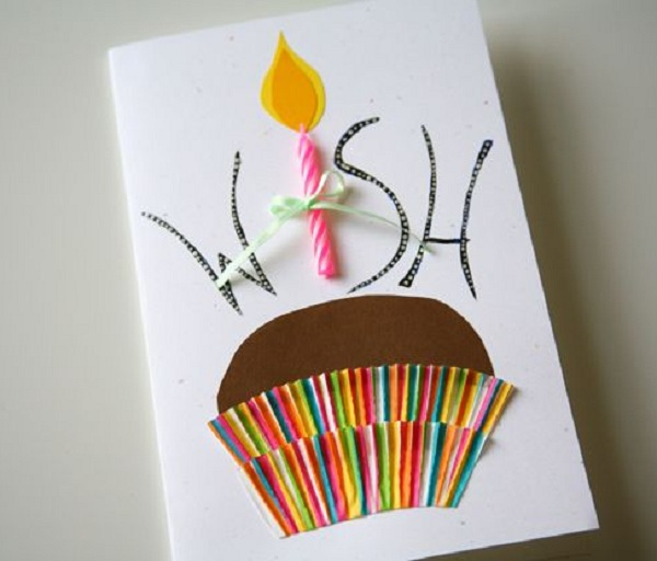 Handmade Birthday Cards Pink Lover – Birthday Cards Hand Made