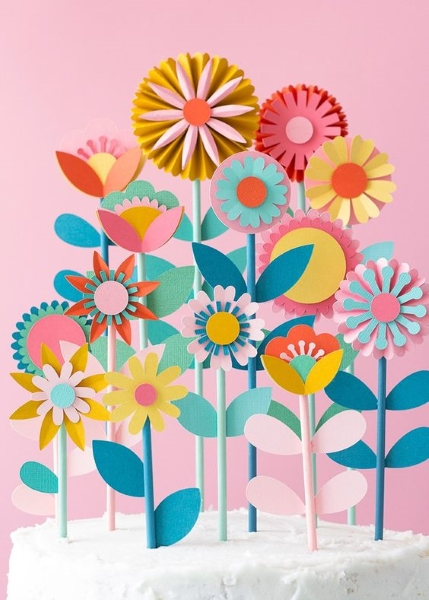 Diy paper flower crafts and projects pink lover image source mightylinksfo