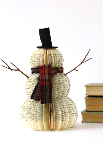 50 best diy snowman christmas decoration ideas pink lover for How to make a snowman