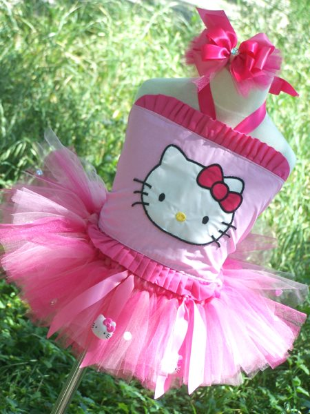 Hello Kitty Party Dress - Ocodea.com
