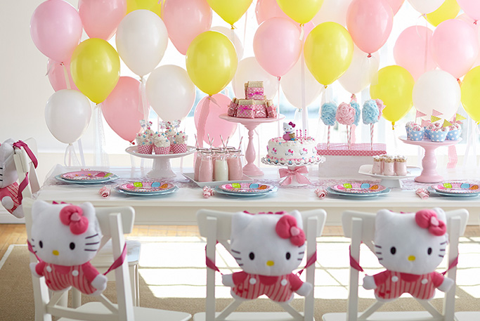 HelloKitty-Birthday-party