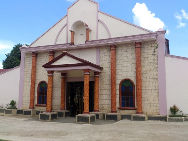 Larena-Church-Siquijor
