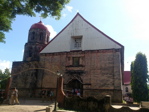 San-Isidro-Labrador-Church-Siquijor