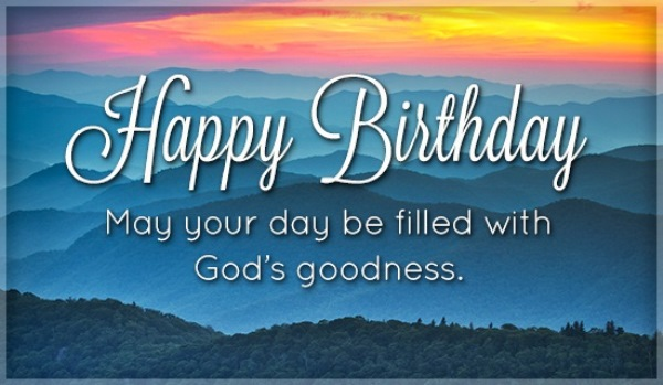 Happy Birthday Wishes Quotes Sayings and Messages for a Friend – Birthday Greeting Christian