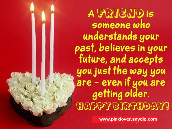 Happy birthday wishes and greetings pink lover birthday wishes for friend 2 m4hsunfo