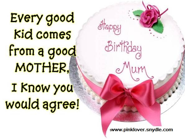 Birthday Wishes For Mom 5