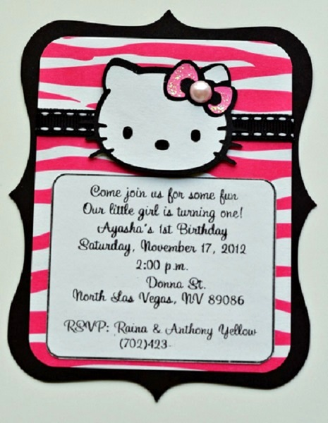 Hello kitty birthday party ideas pink lover image source image source solutioingenieria Images
