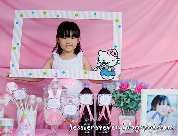 Hello kitty birthday party ideas pink lover image source image source solutioingenieria Gallery