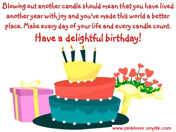 Happy Birthday Wishes on Short Funny Quotes About Aging