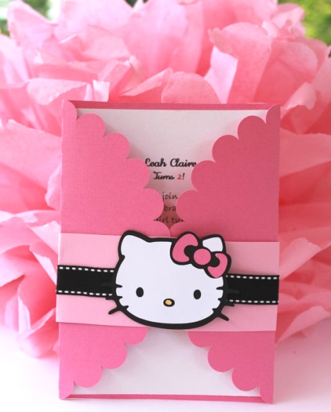 Hello kitty birthday party ideas pink lover image source image source stopboris Image collections