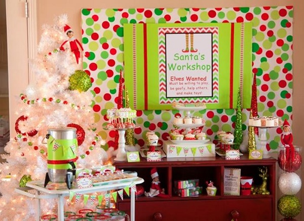image source diy christmas party decoration ideas