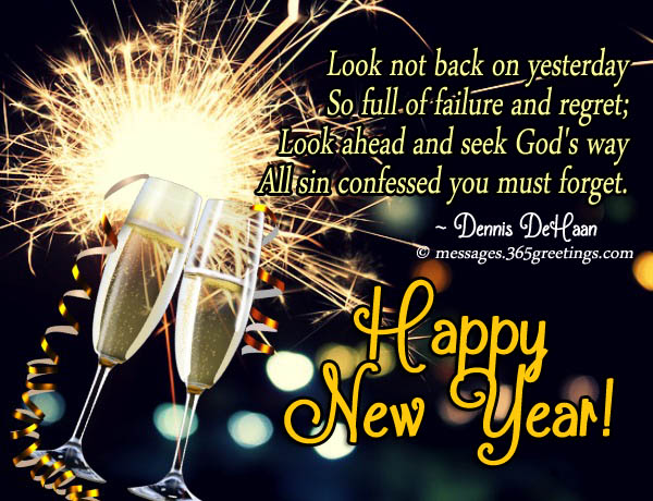 happy new year religious quotes. latest happy new year 2018 ...
