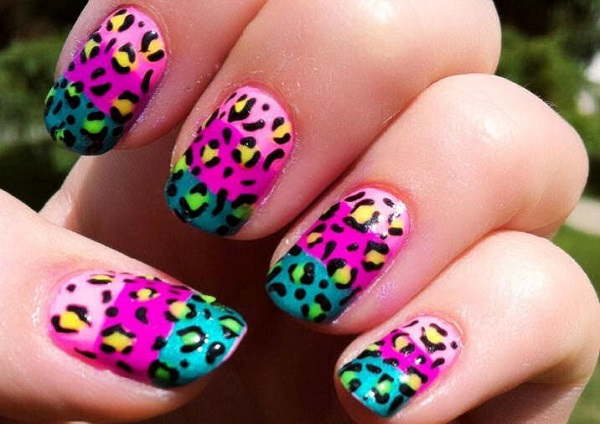 Basic nail art designs pink lover source prinsesfo Image collections