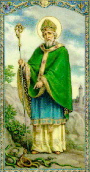 who-is-st-patrick