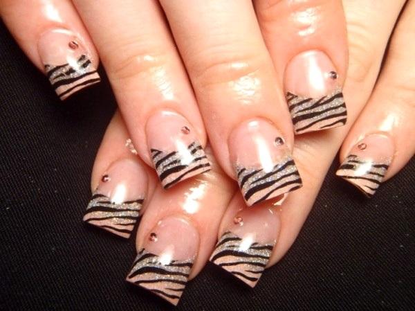 Zebra Nail Polish Designs Crossfithpu