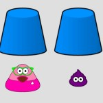 How to Play Pou Game - Pink Lover