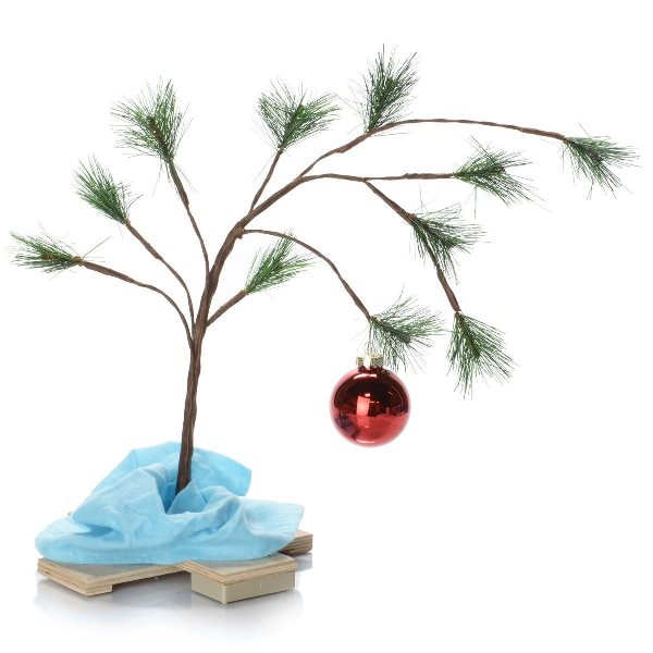 charlie brown christmas trees 4