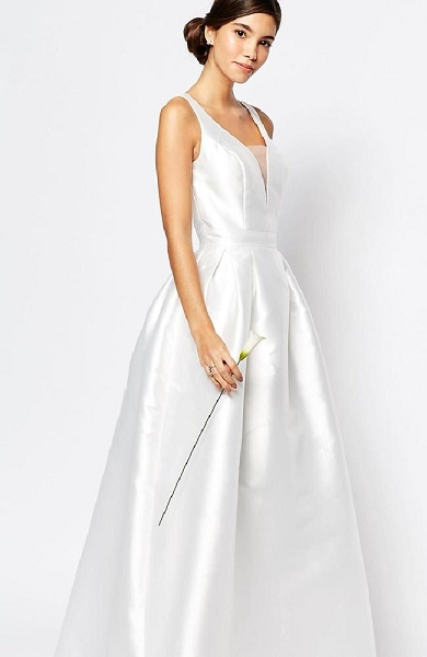 Beautiful wedding dress pictures perfect for the future mrs for Cheap but beautiful wedding dresses