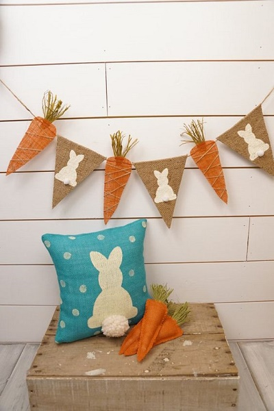 image source easter window decorations - Easter Decorating Ideas