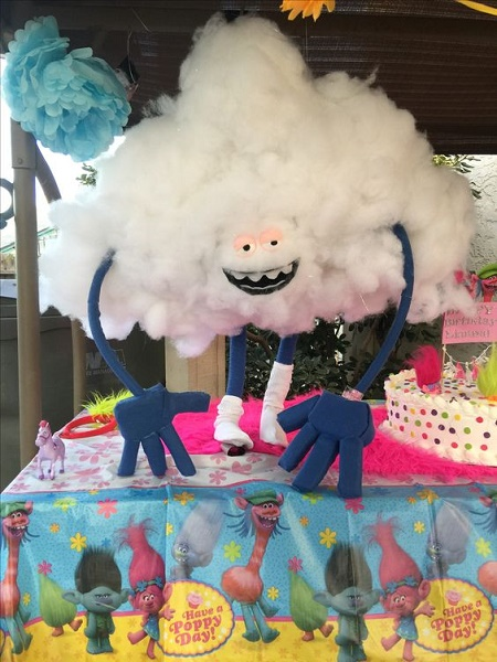 Trolls Themed Birthday Party Image Source